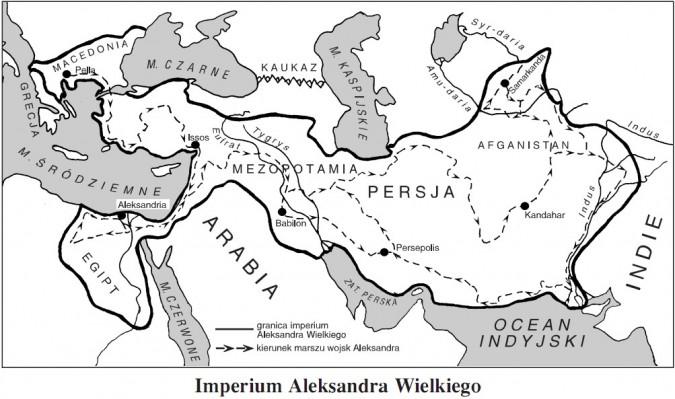 Imperium Aleksandra Wielkiego